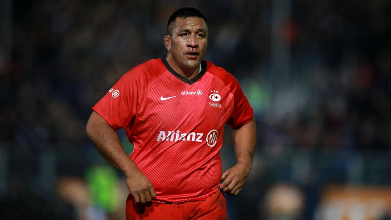 Mako Vunipola benefited with his older brother