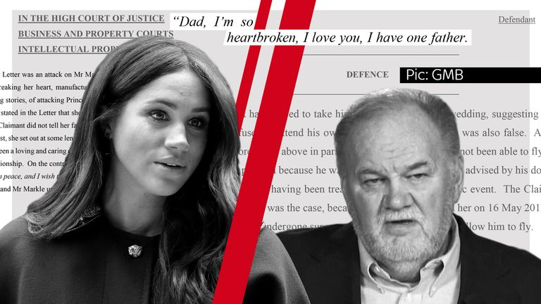 Thomas Markle may face his daughter in court