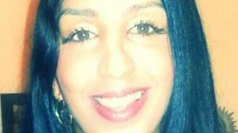 Police are not linking it to the case of Naheed Khan, who is also missing