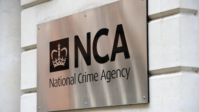 The National Crime Agency estimates 80,000 people in the UK present a sexual threat to children online