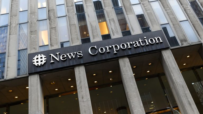 News Corp and Tremor both declined to comment on Sunday evening