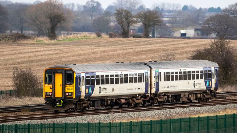 Northern rail continues to face punctuality and reliability problems