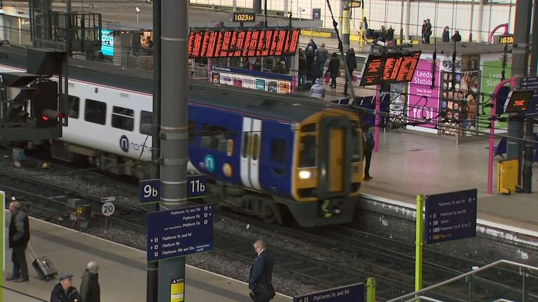 The Northern Rail franchise will likely end soon