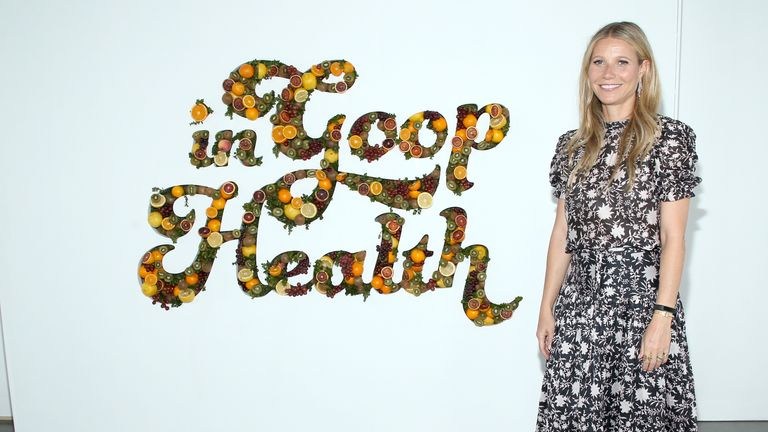 Gwyneth Paltrow's brand promotes 'dubious 'wellness' products and dodgy procedures'