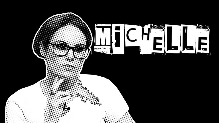 Michelle Dewberry on The Pledge