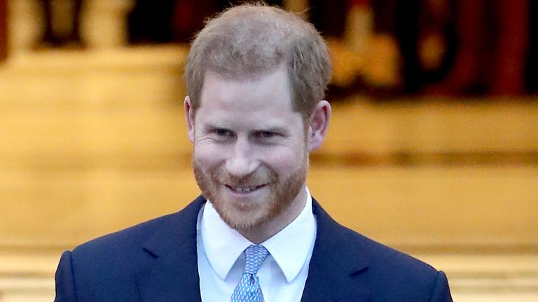 The Duke of Sussex is to conduct his first public engagement since the royal crisis