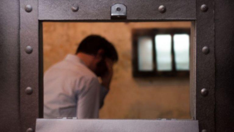 Prison. File pic