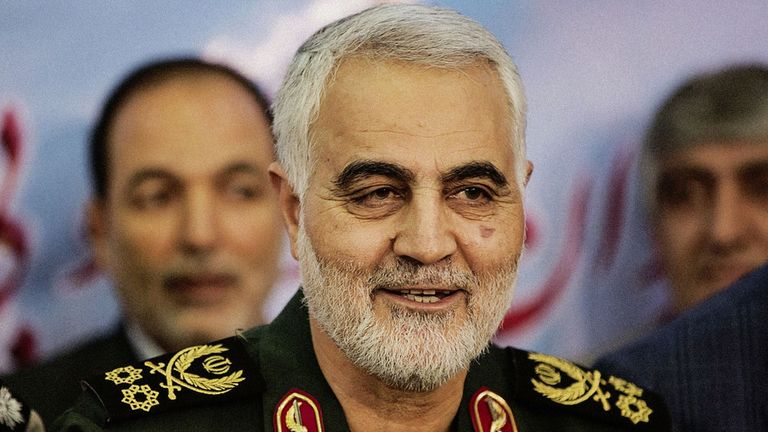 Major General Qassem Soleimani