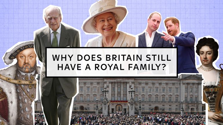 Why does Britain still have a royal family?
