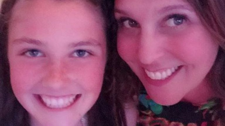 Riley Chester posted  a picture of 'the most amazing Mother and sister' . Pic: Instagram/riley.chester