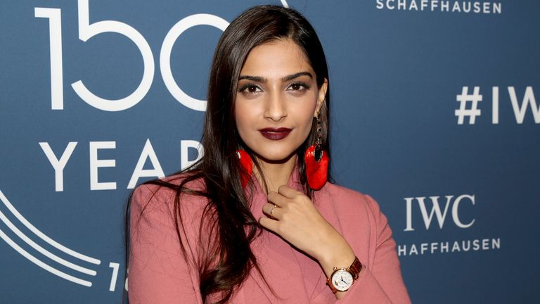 Sonam Kapoor said she had the 'scariest experience' in an Uber in London on Wednesday night