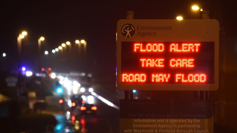 There are still dozens of flood alerts and warnings in place