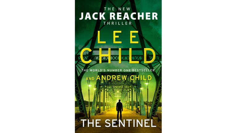 The new Jack Reacher book