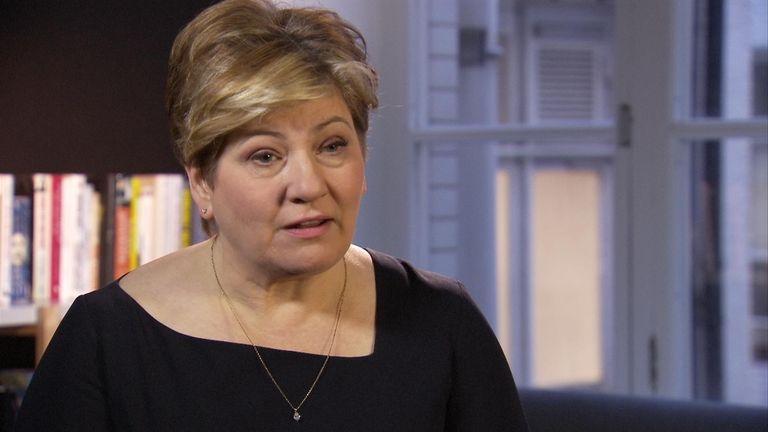 Labour leadership candidate Emily Thornberry rated Jeremy Corbyn two out of ten on antisemitism and zero for the election.