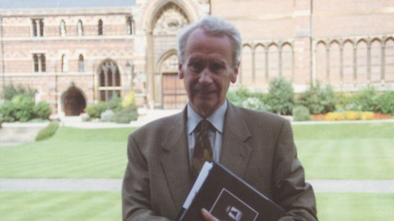Christopher Tolkien has died age 95