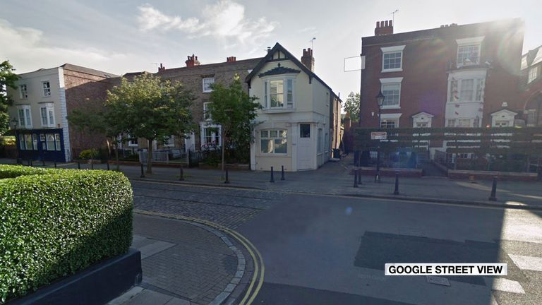 The junction of Victoria Street and Old Commercial Road in Portsmouth. Pic: Google Maps