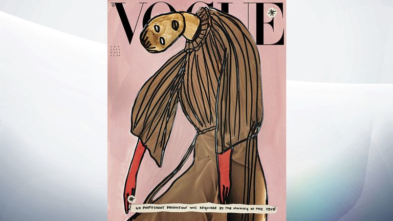 Pic: Vanessa Beecroft/Condé Nast Italia
