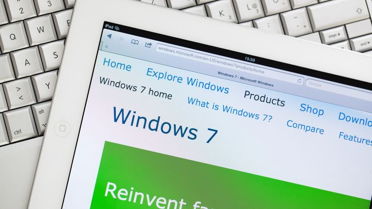 PC users running Windows 7 have been warned to upgrade