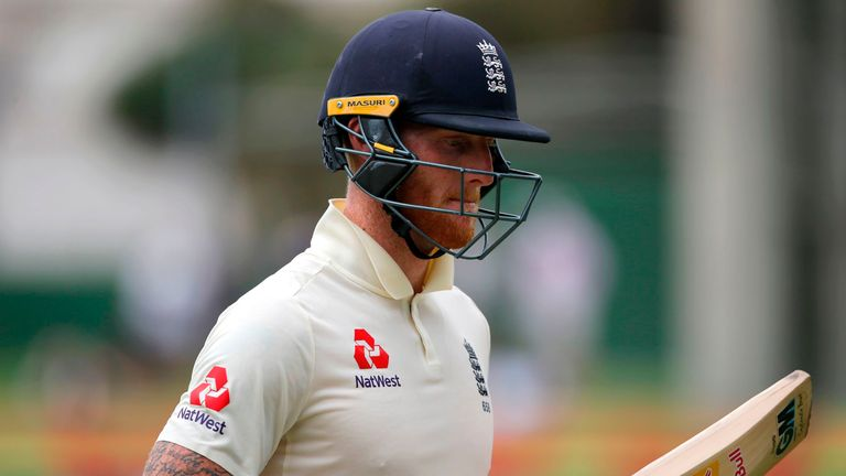 'I should have not reacted' - Ben Stokes apologises for foul-mouthed spat
