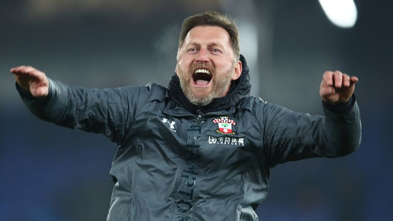 Ralph Hasenhuttl says signing a new four-year contract at Saints was 'the easiest decision' of his managerial career