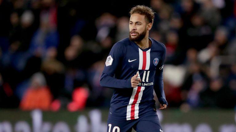 Neymar Backs PSG for Champions League Glory