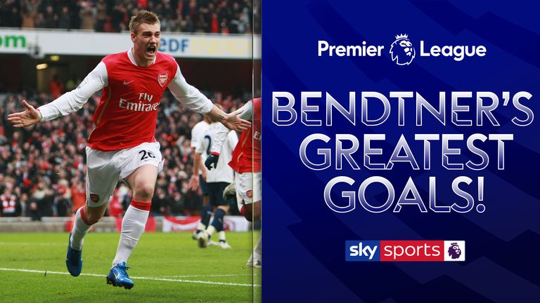 Cult hero? Unfulfilled talent? Underrated? Overrated? Watch a selection of  Nicklas Bendtner's best Premier League goals