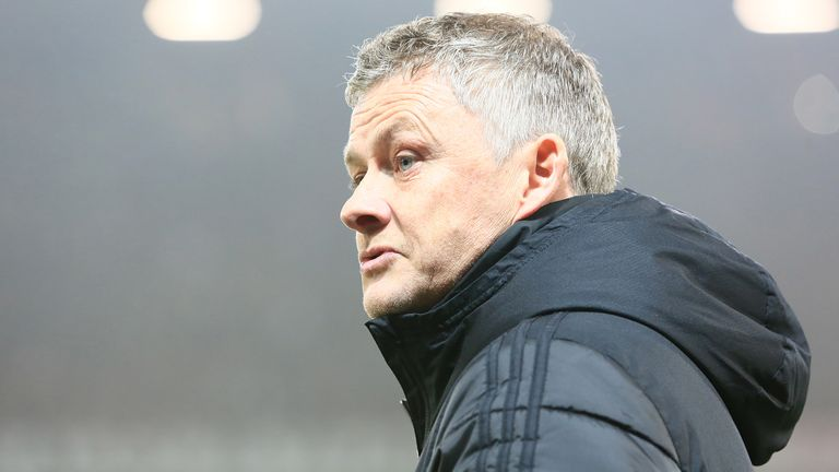 Ole Gunnar Solskjaer's job is safe for the time being, despite Manchester United suffering a home defeat to Burnley