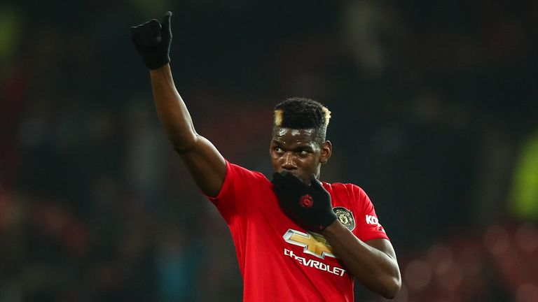 Ole Gunnar Solskjaer insists Paul Pogba will not leave Manchester United during the January transfer window