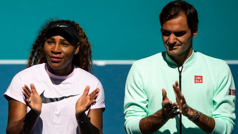 ..MIAMI OPEN, HARD ROCK STADIUM, MIAMI, FLORIDA, USA, 2019.ATP 1000, WTA PREMIER MANDATORY.MEN & WOMEN.... TENNIS PHOTO NETWORK