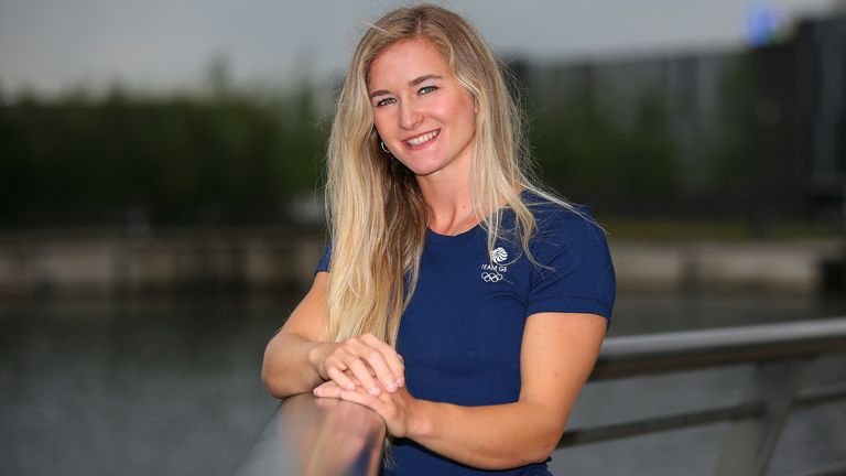 Team GB climber Shauna Coxsey says the sport is growing at an unprecedented rate, ahead of its introduction to the Olympic Games at Tokyo 2020 (Credit: Free Solo & National Geographic)