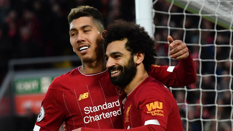 Liverpool's title-winning side are now among one of the best in the club's history, Mirror northern football correspondent David Maddock told the Sunday Supplement.