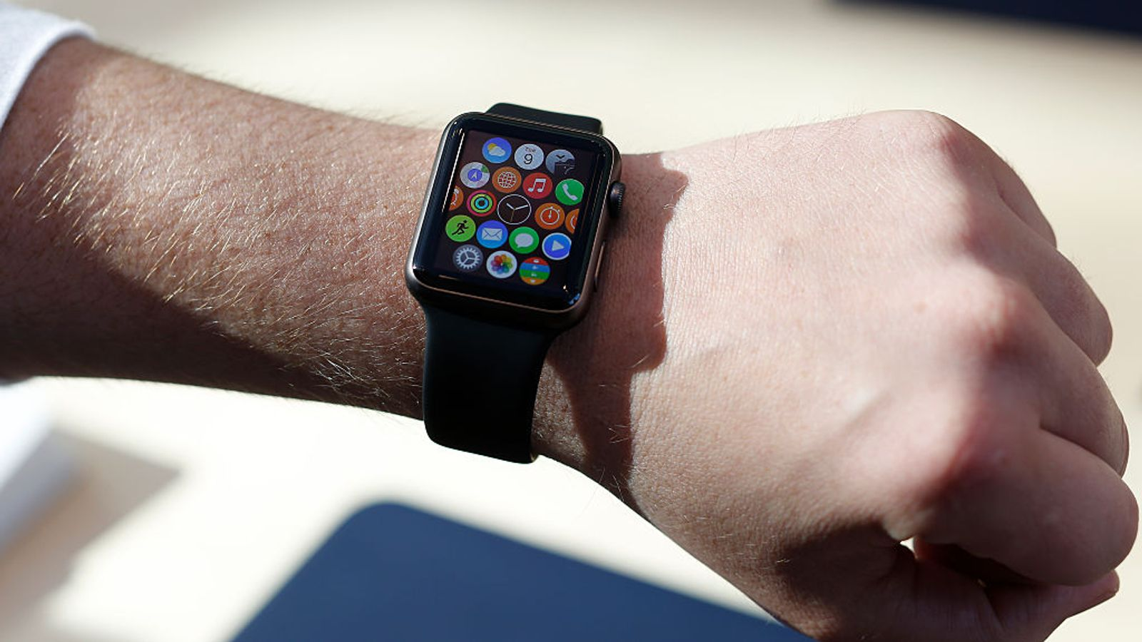 Apple Watch outsold the entire Swiss watch industry last year
