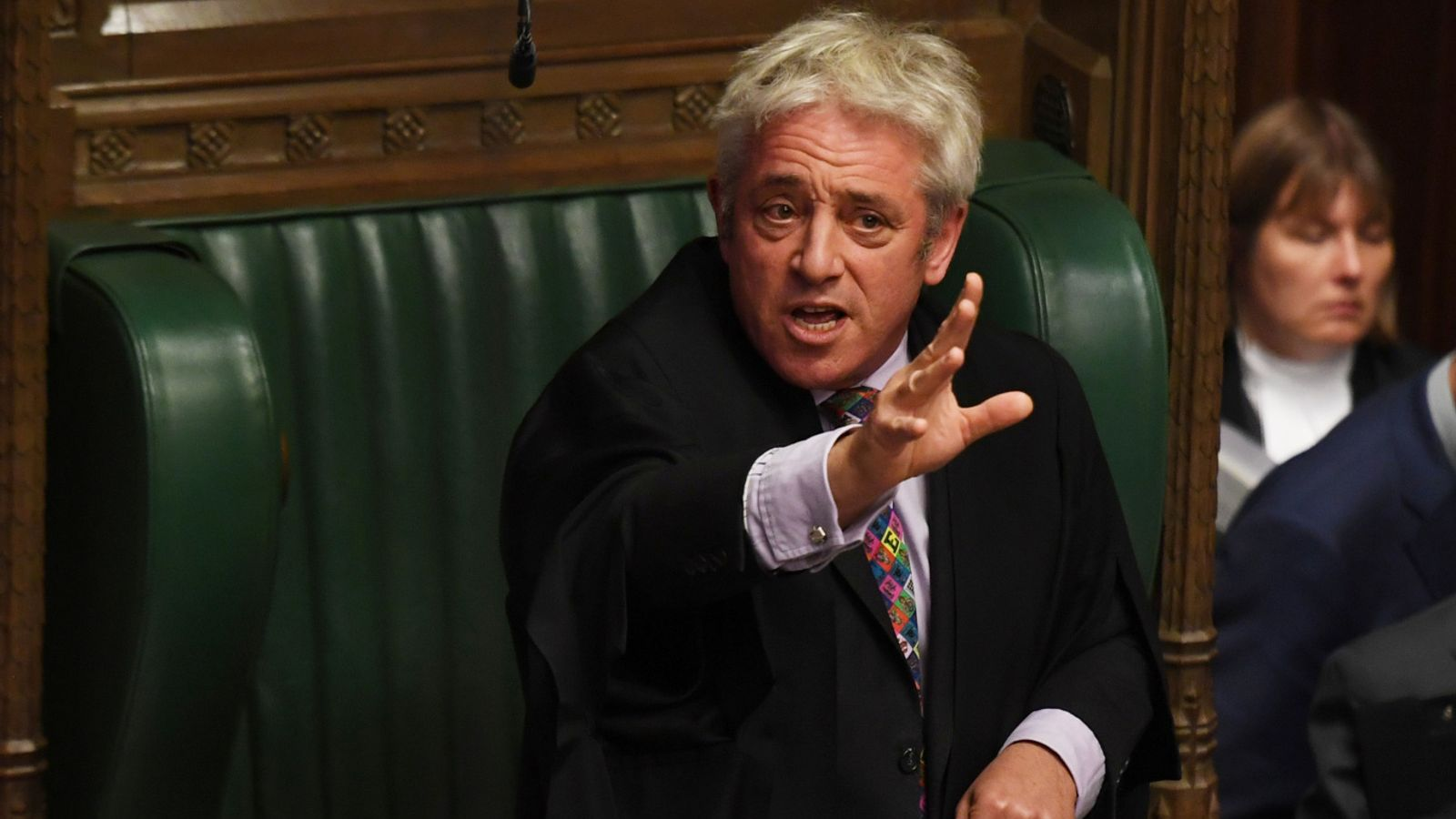John Bercow: Former Commons Speaker and Tory MP joins Labour Party