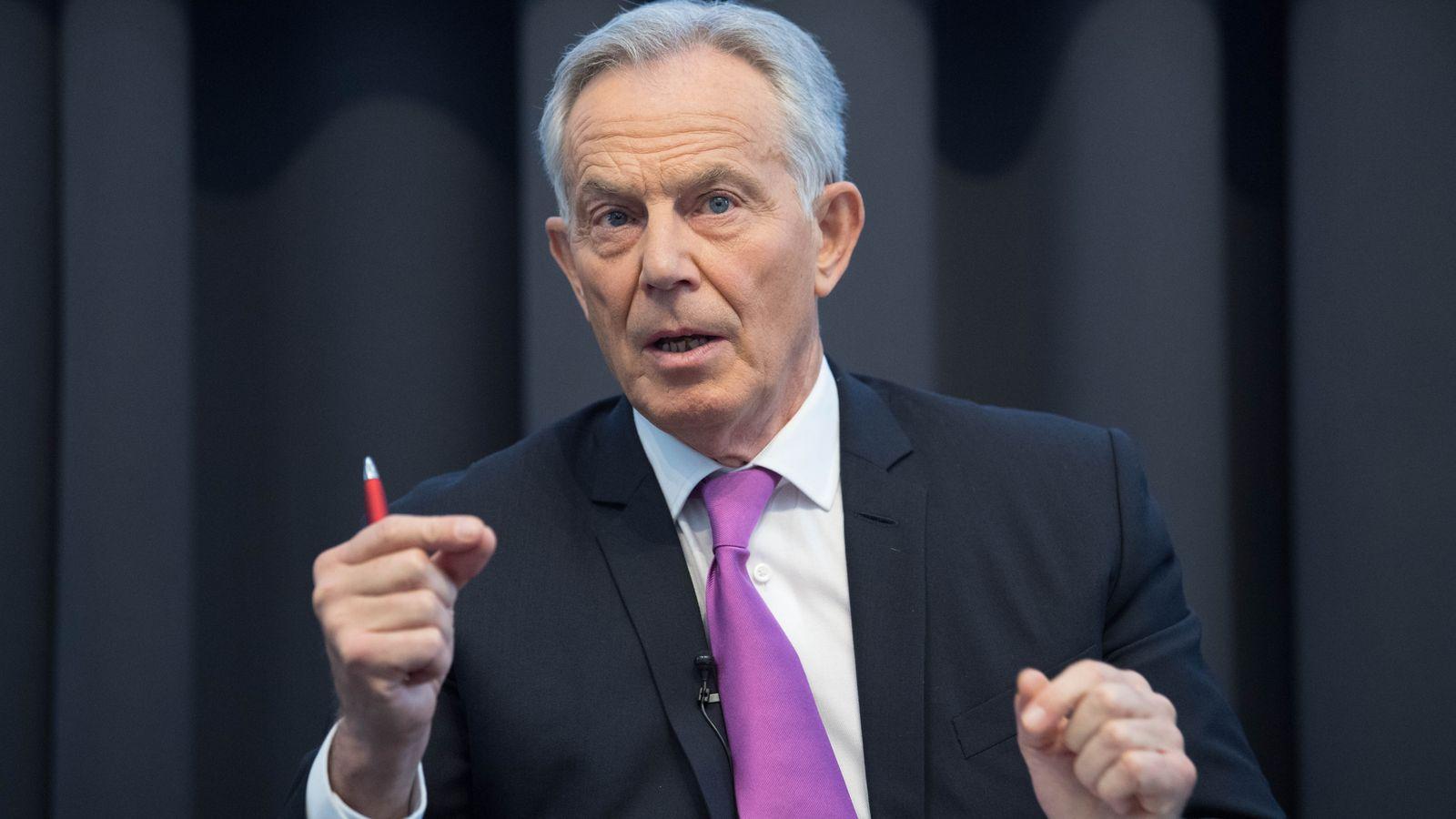 Ex-PM Tony Blair raises prospect of Labour-Lib Dem alliance if party are to win power