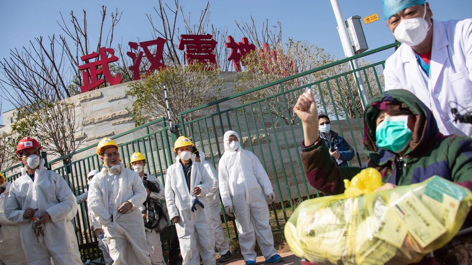 Coronavirus: Hope for China as report finds new COVID-19 cases falling