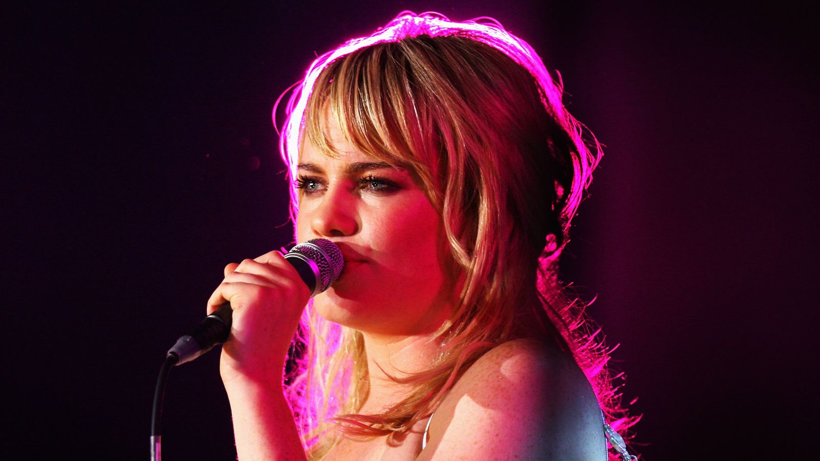 Singer Duffy reveals she was drugged and raped while being held captive