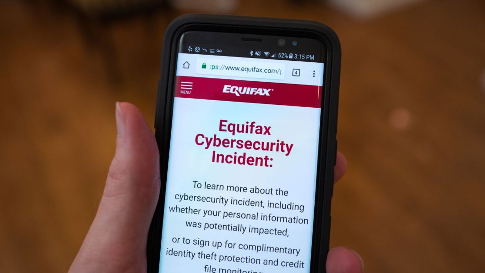 US charges Chinese military hackers with Equifax breach