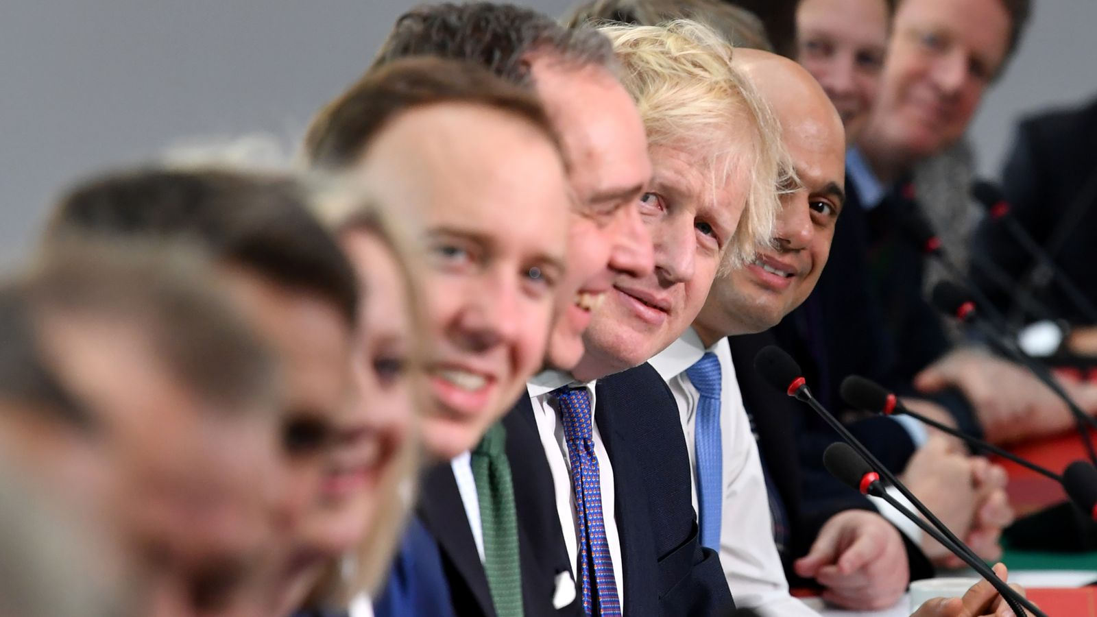 Will Boris Johnson Let Go Of Old Allies As He Reshuffles