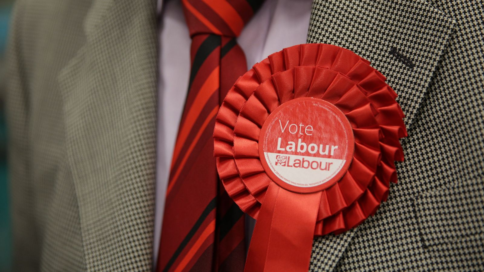 Labour could be fined millions for failing to protect members' data