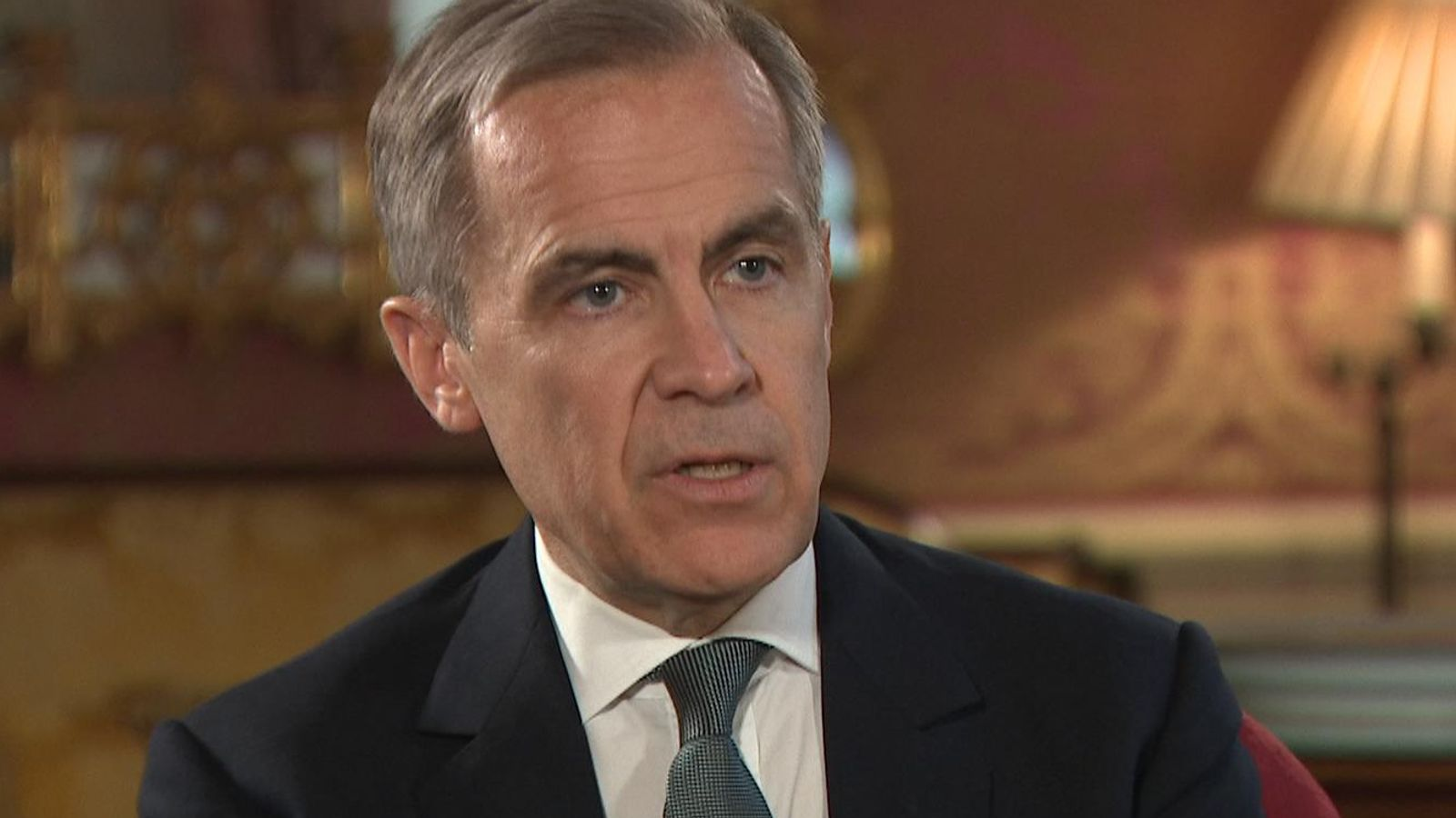 Coronavirus could mean economic growth downgrade for UK, Mark Carney warns