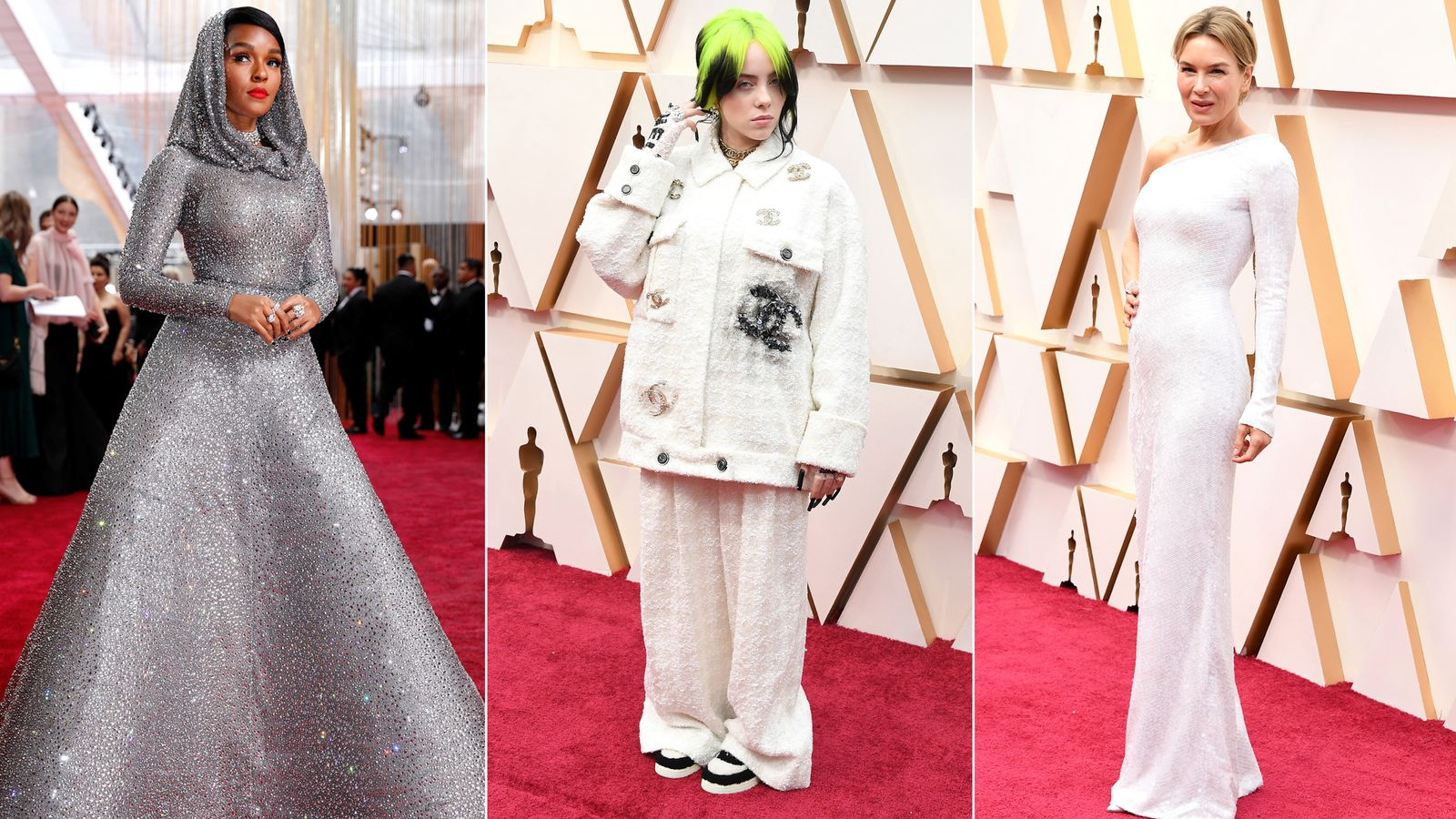 Oscars fashion: The best of the red carpet looks