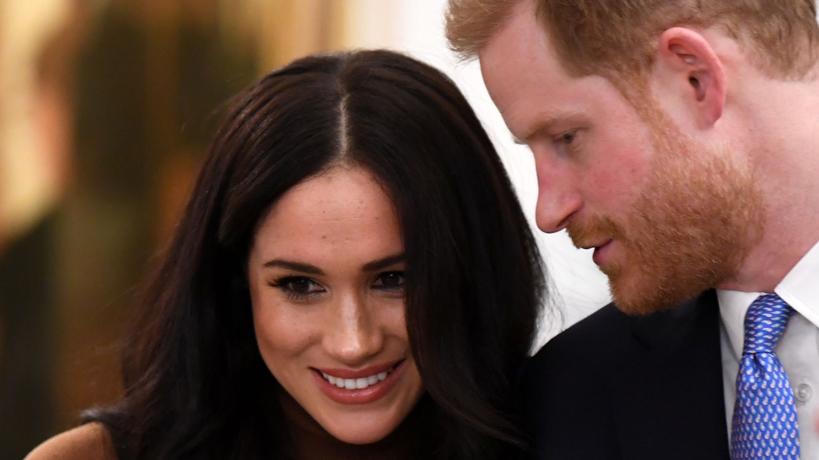 Harry and Meghan to lose Canadian security as they step back from duties