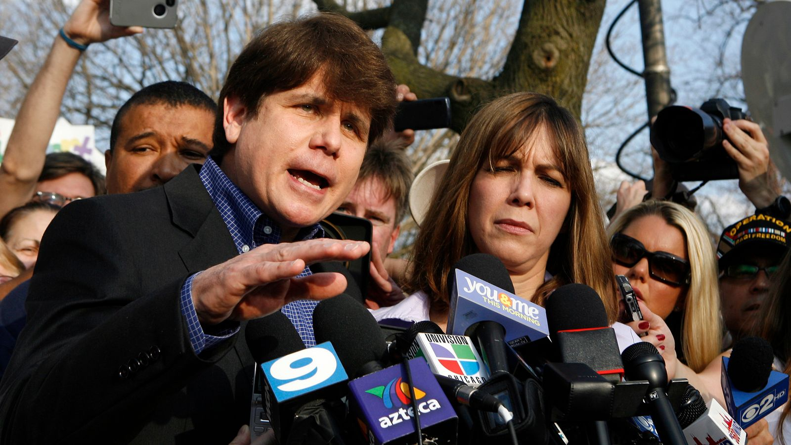 Rod Blagojevich: Trump commutes sentence of ex-governor who tried to sell Obama's Senate seat