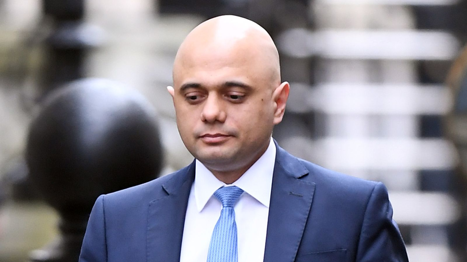 Sajid Javid resigns as chancellor after refusing PM's demand to sack aides