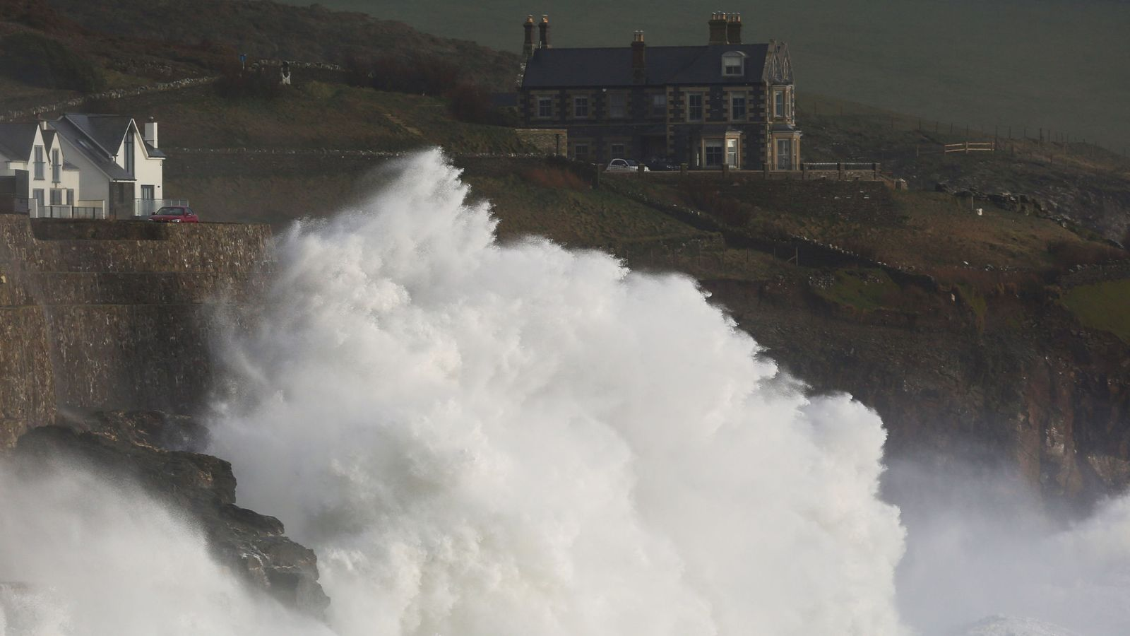 UK weather: Storm Dennis to bring a month of rain in 24 hours, says Met Office