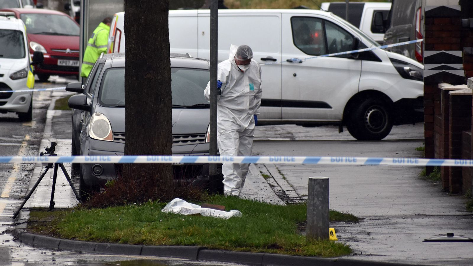Double murder investigation after 'cannabis factory robbery' in Brierley Hill
