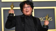 Bong Joon Ho has taken home four Oscars and made history for his win