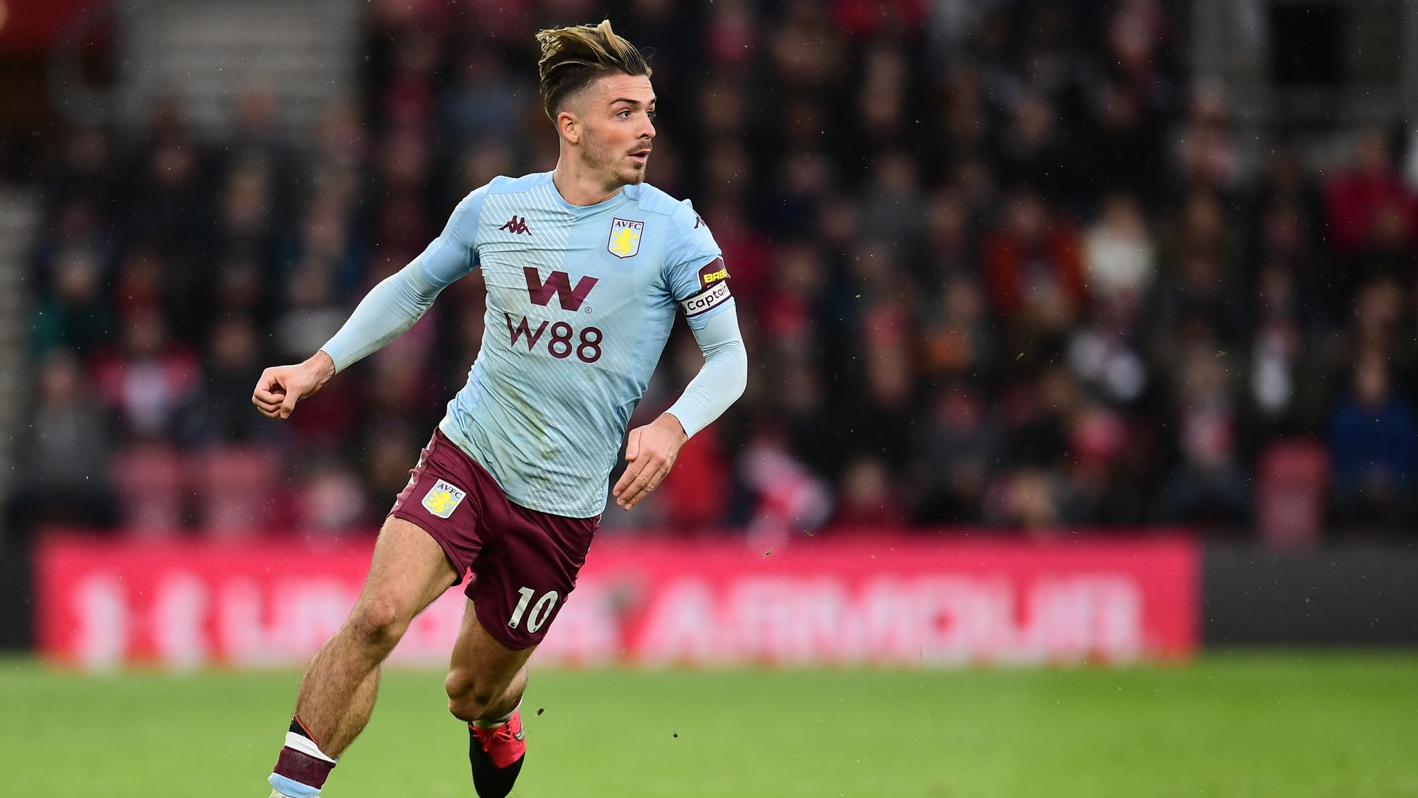 Jack Grealish: Aston Villa star charged with driving offences over lockdown crash   Breaking News News   Sky News