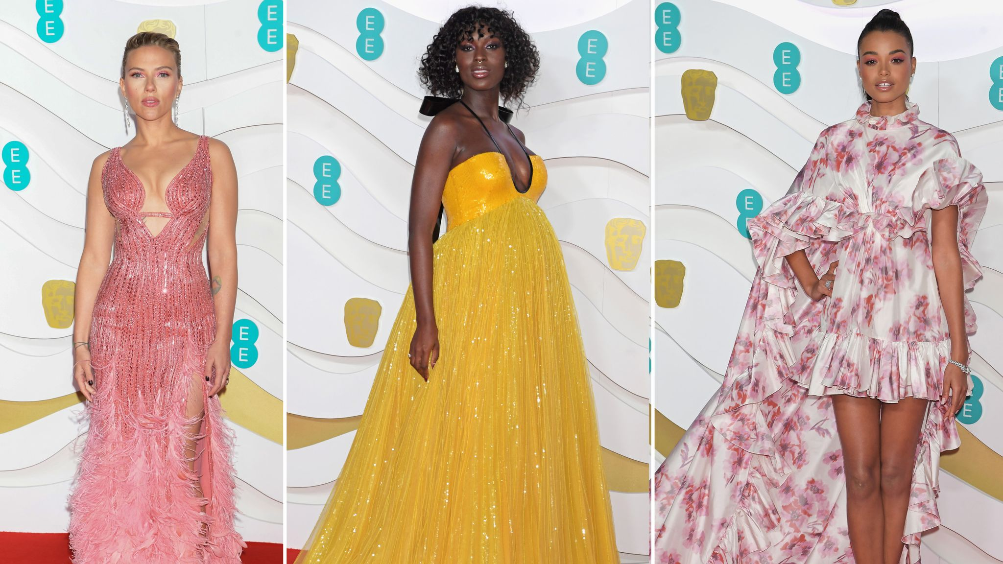 BAFTA 2020 fashion: The best of the red carpet looks