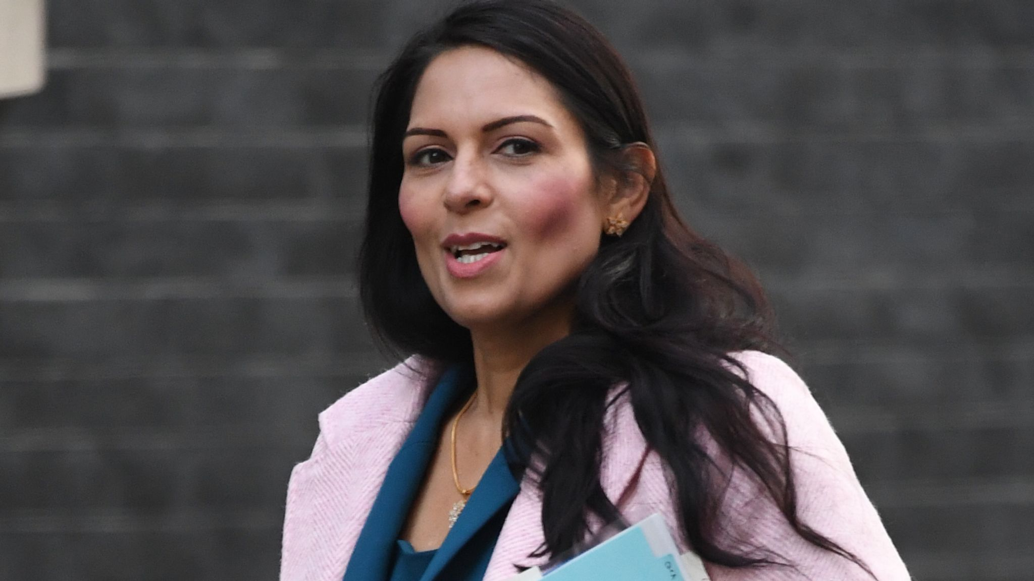 Image result for priti patel